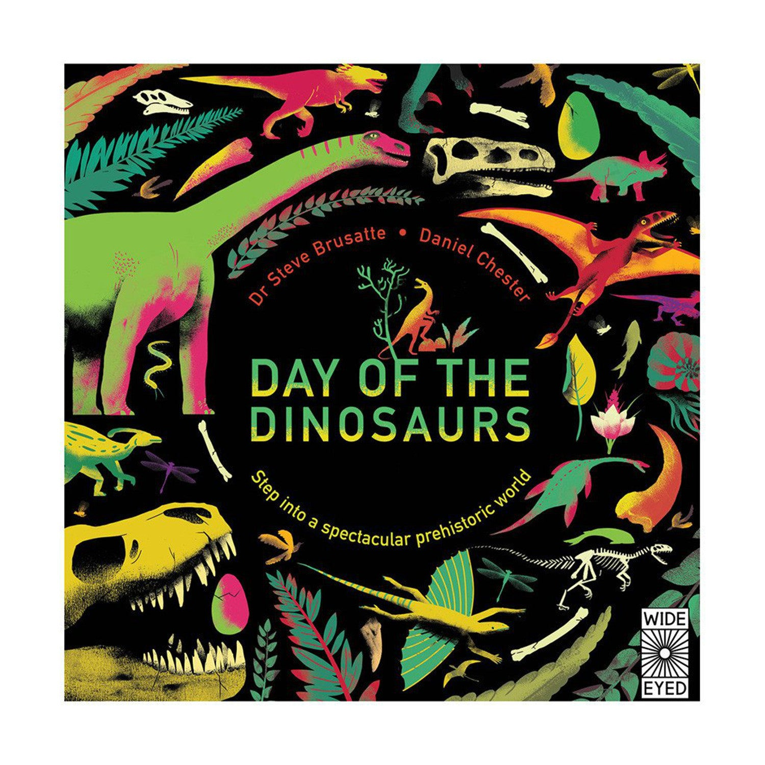 Book -Day of the Dinosaurs