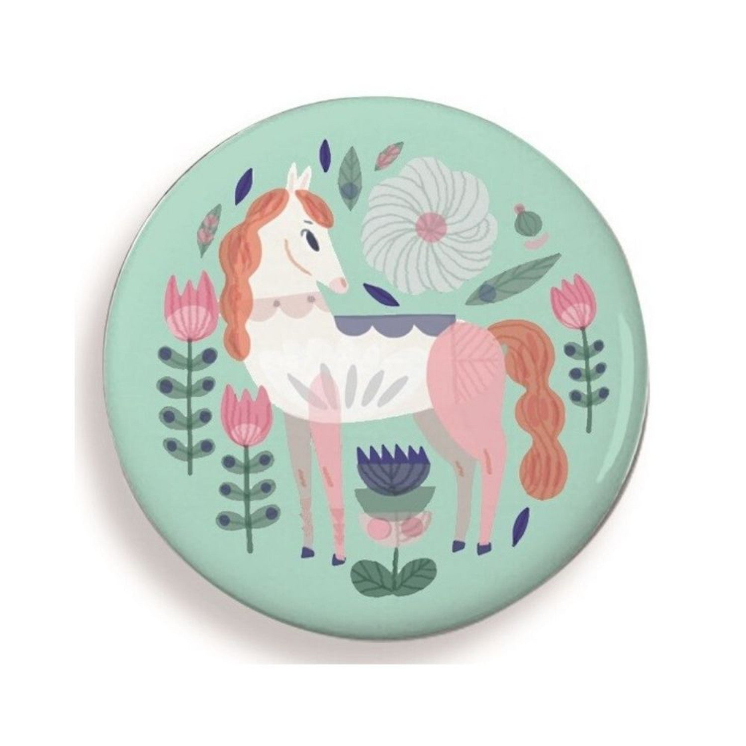 Djeco Lovely Badges - Horses