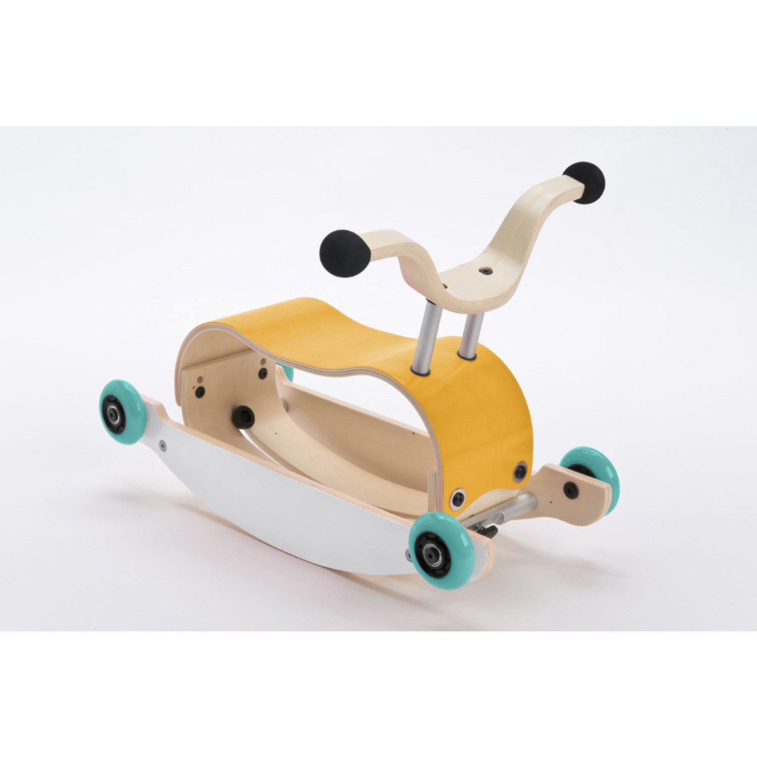 Wishbone Mini-Flip Base White