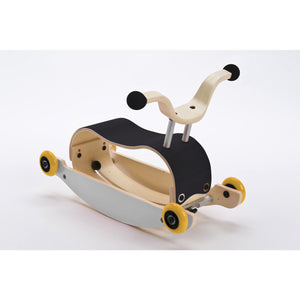 Wishbone Mini-Flip Top Black