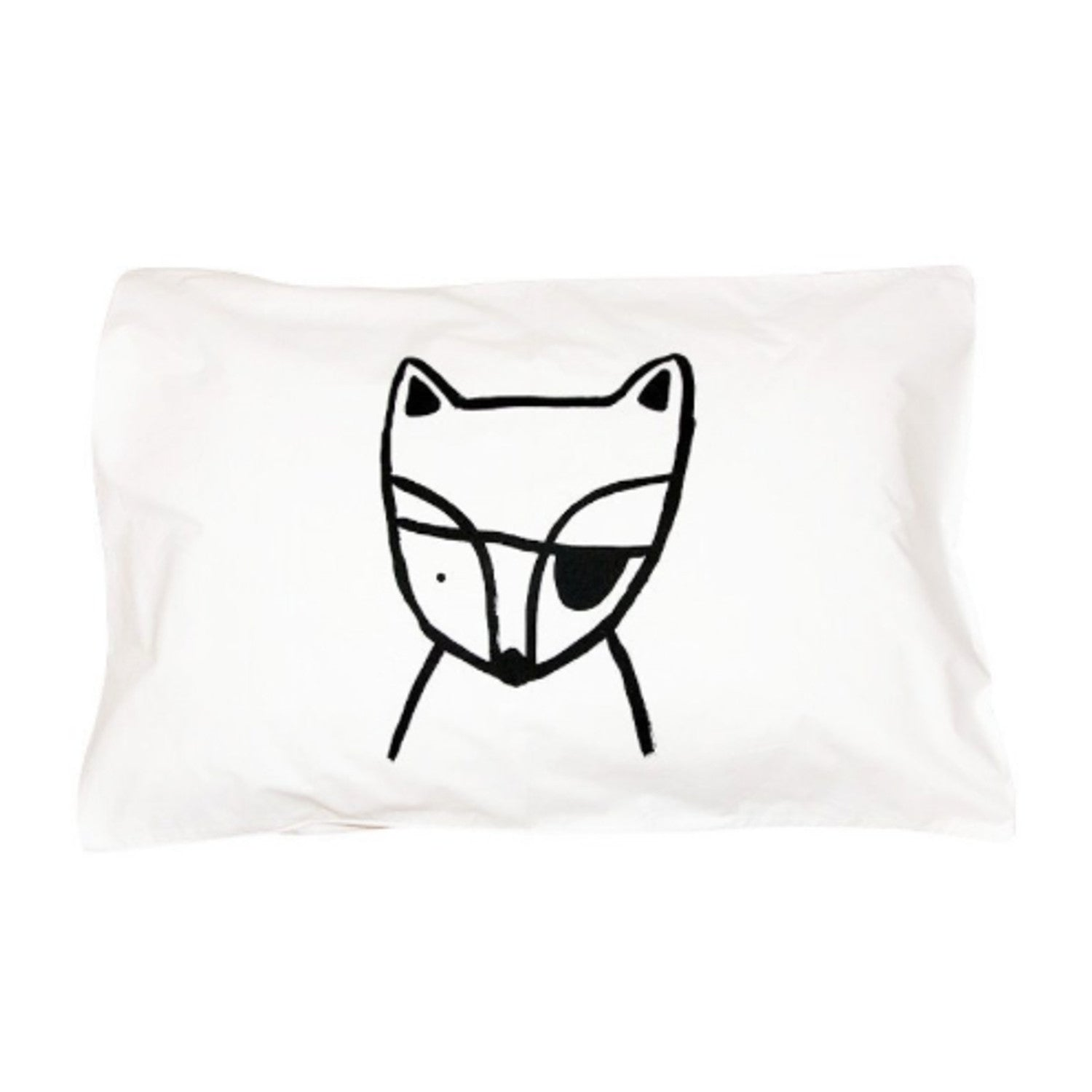 Henry and Co Pillowcase - Fox