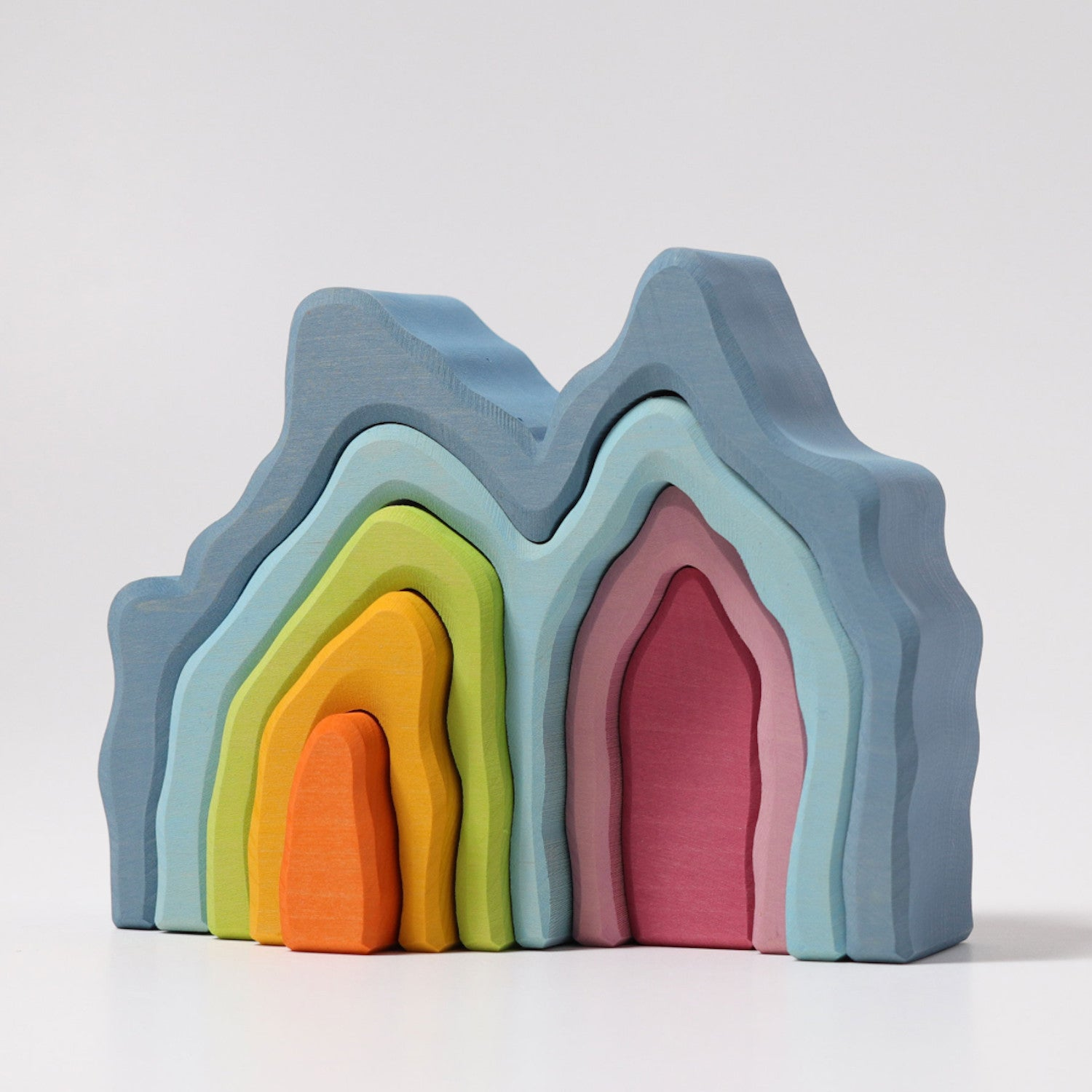 Grimm's Stacking Cave Arch - Pastel