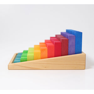 Grimms Small Stepped Counting Blocks