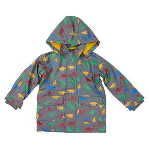 Korango Raincoat Jurassic Charcoal
