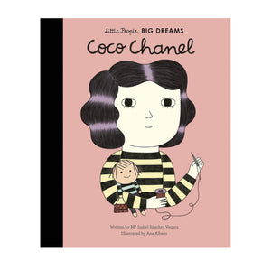 Little People Big Dreams Coco Chanel Book