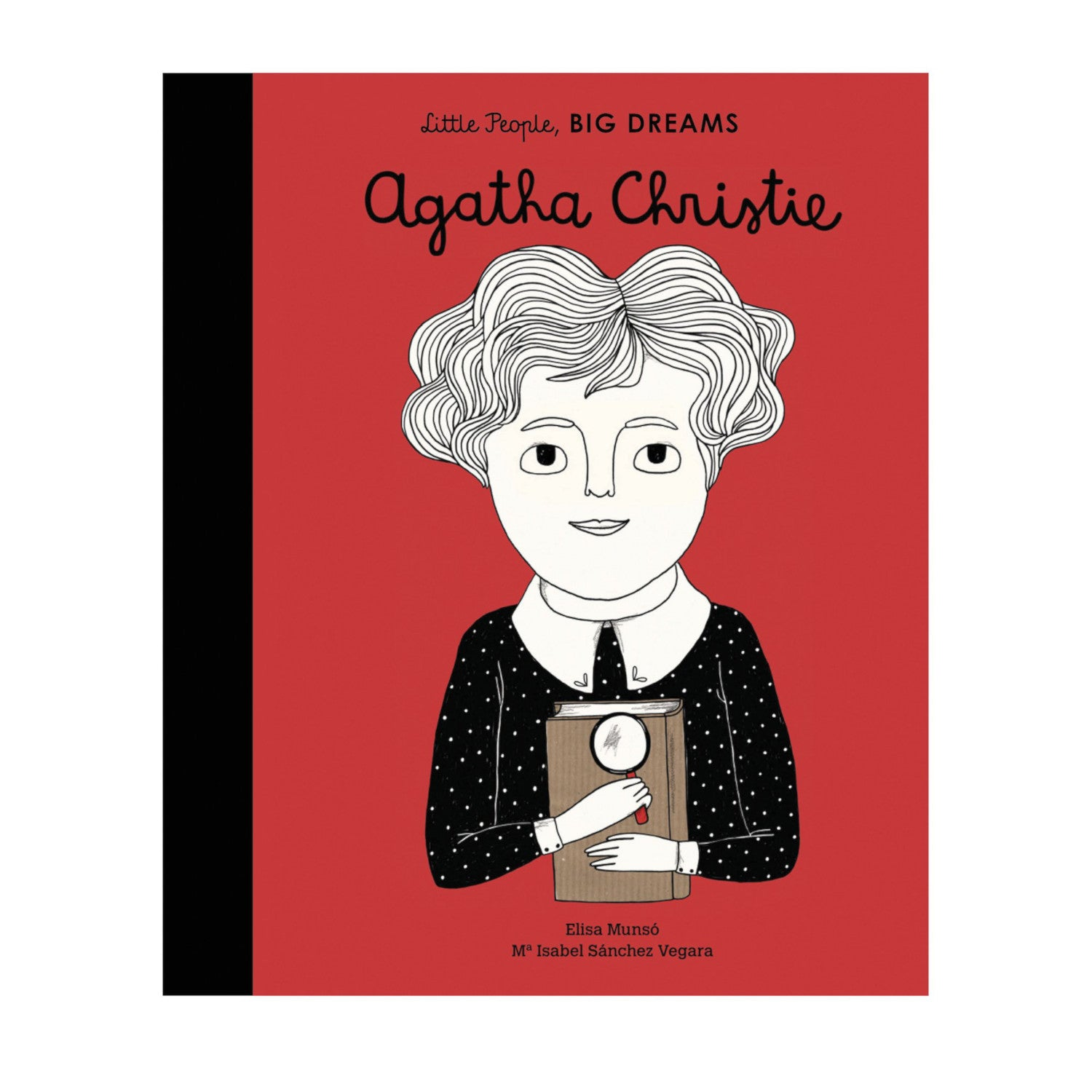 Little People Big Dreams Agatha Christie Book