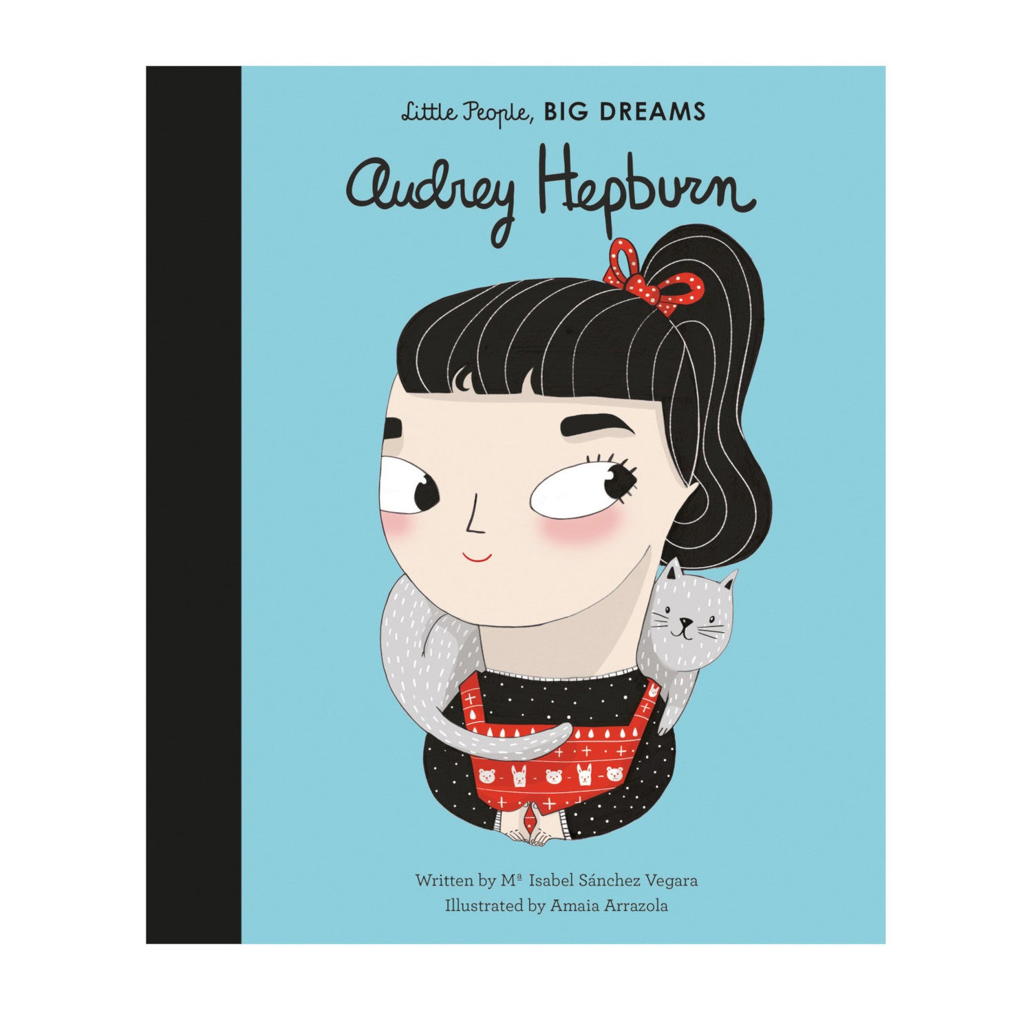 Little People Big Dreams Audrey Hepburn Book