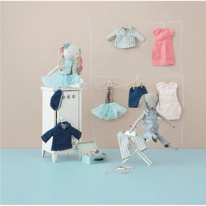 Maileg Best Friends Ballerina Outfit Mint