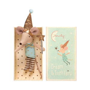 Maileg Tooth Fairy Big Brother Mouse in Box