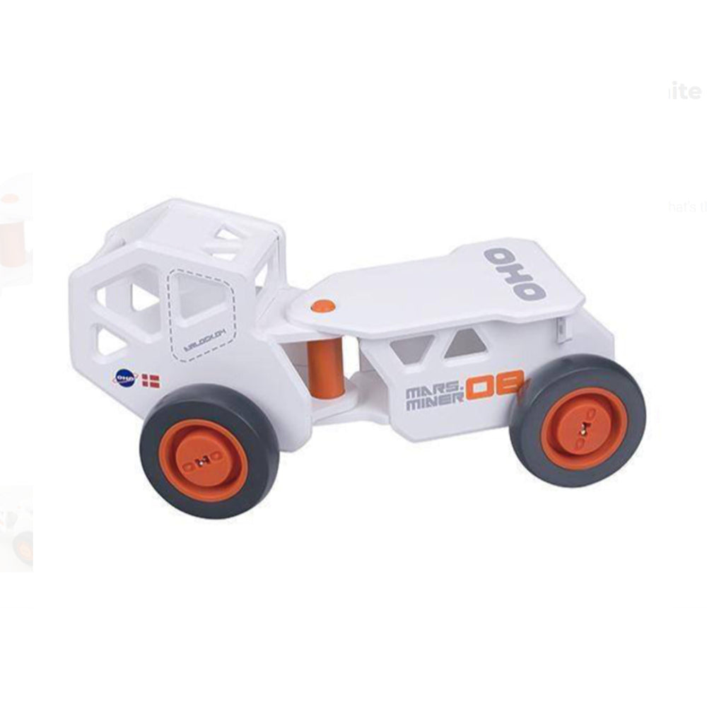 Moover Oho Space Truck -White