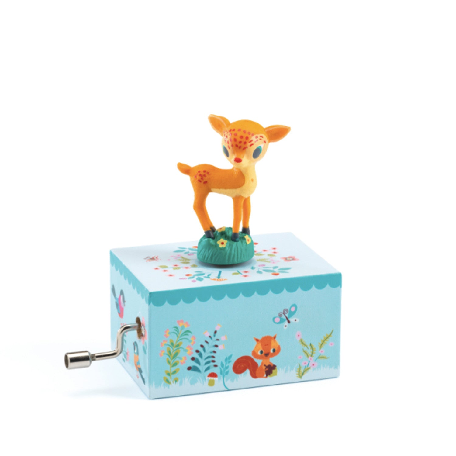 Djeco Musical Box Fawn in the Woods