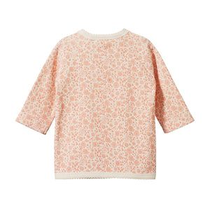 Nature Baby Cotton Bodysuit Long Sleeve - Dragonfly Print