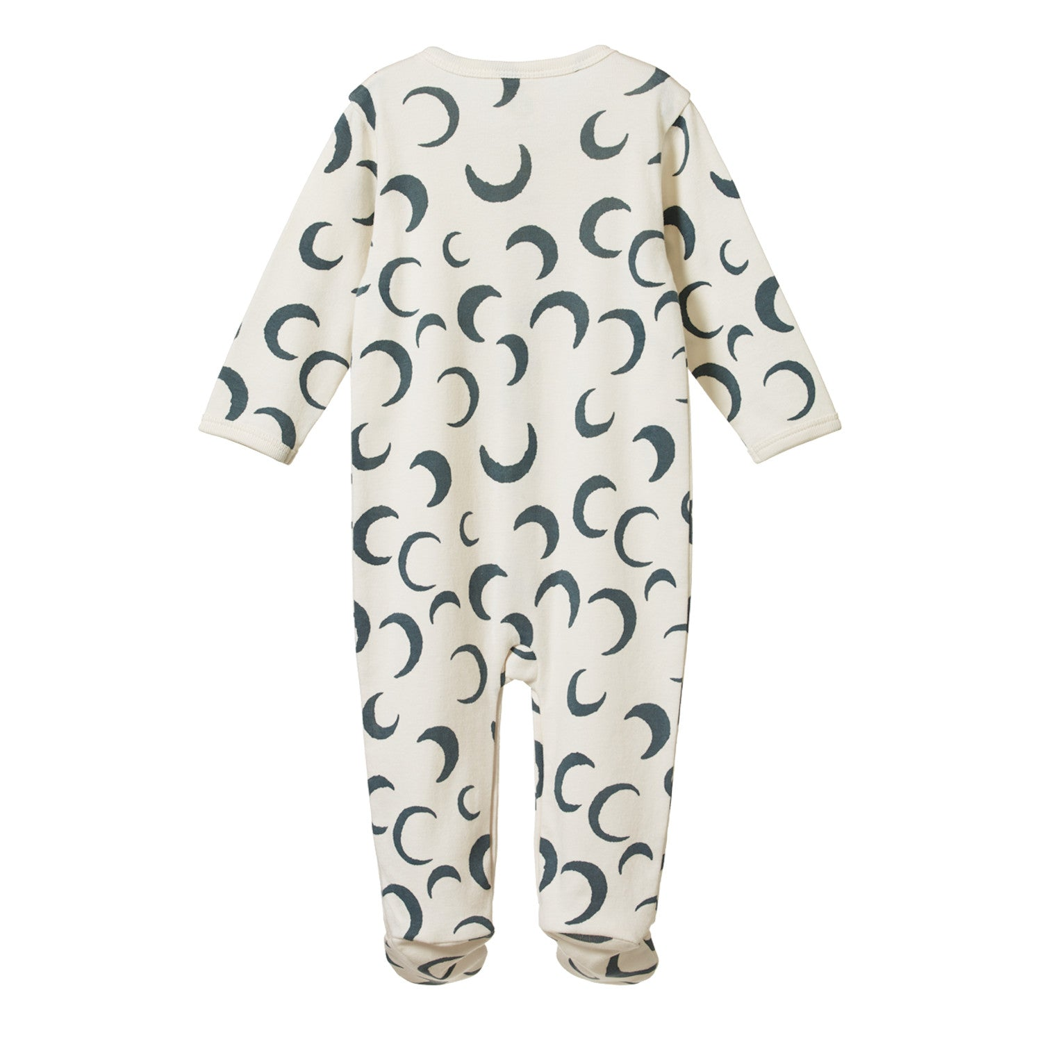 Nature Baby Stretch and Grow - Crescent Moon Print