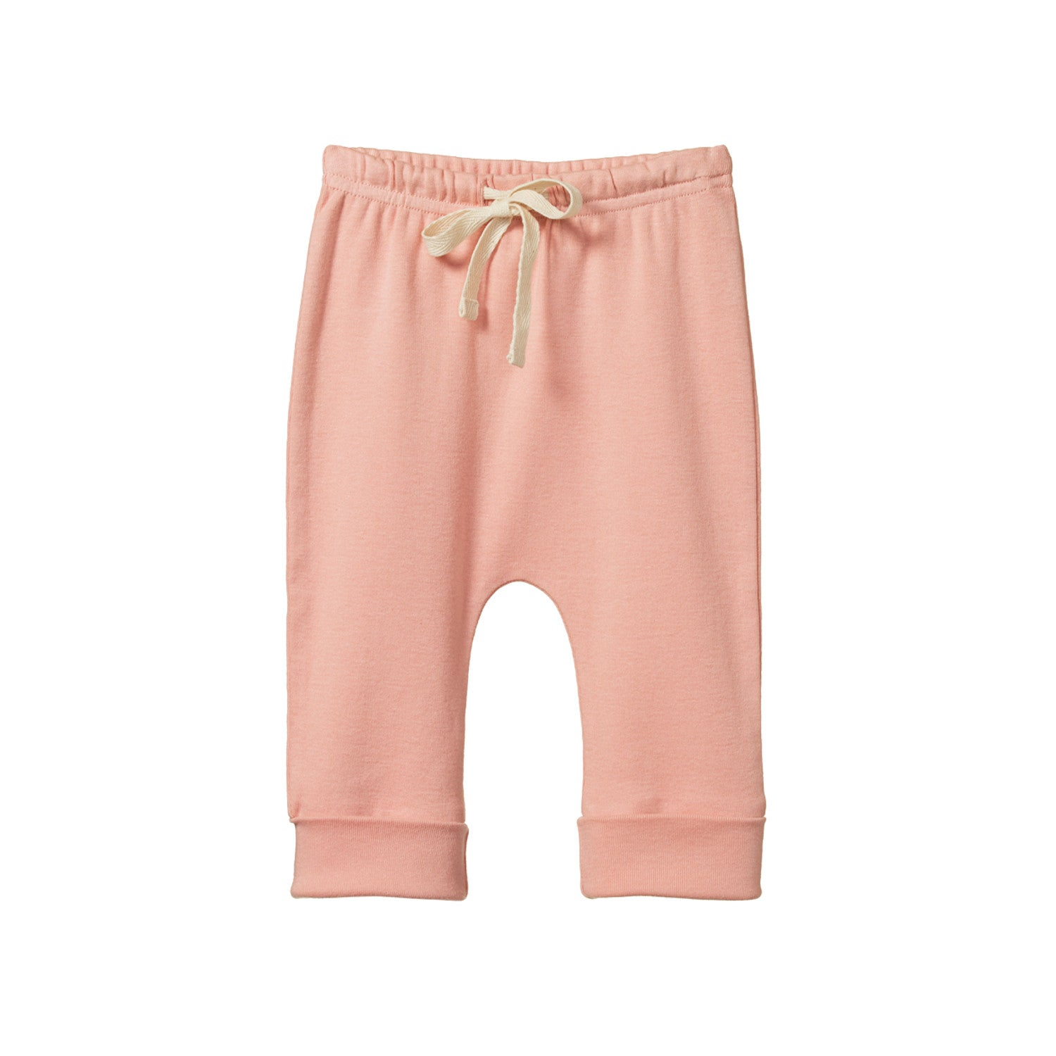 Nature Baby Cotton Drawstring Pants - Lily
