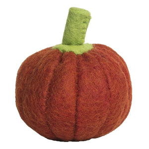 Papoose Felt Food Pumpkin