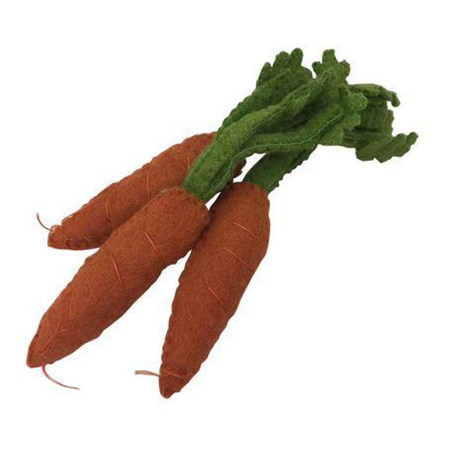 Papoose Felt Food Carrot