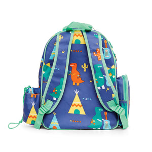 Penny Scallan Large Backpack - Dino Rock
