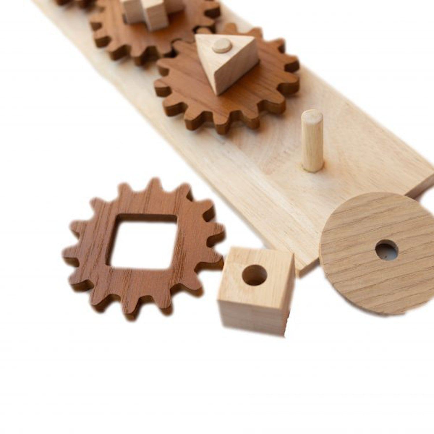 Q Toys Gears Puzzle Play Set