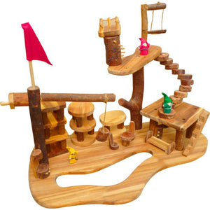 Q Toys Tree House Complex