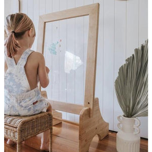 Q Toys Toddler Perspex Easel