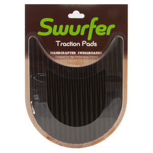 Swurfer Traction Pads Black