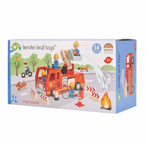 Tender Leaf Fire Engine