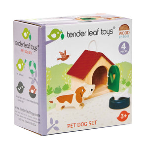 Tender Leaf Pet Dog Set