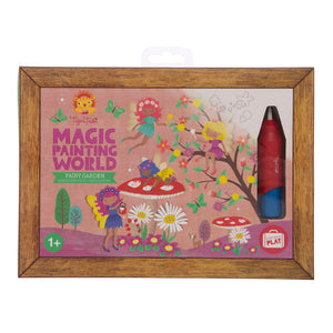 Tiger Tribe Magic Painting World -Fairy Garden