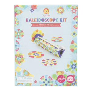 Tiger Tribe Kaleidoscope Kit -Easy Stick & Play