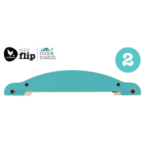 Wishbone Mini-Flip Base Aqua