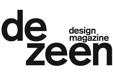 Dezeen black and white Logo - Industrial Product Design Blog