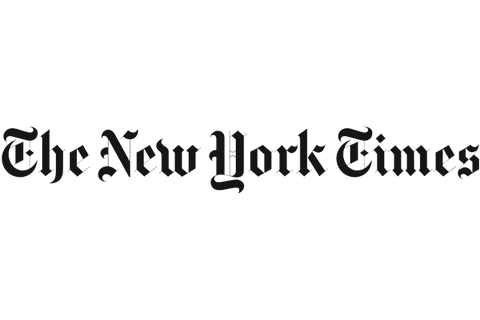 new york times nyt black and white logo