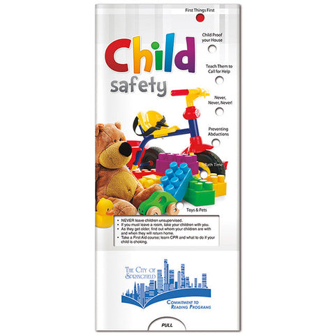 Pocket Slider: Child Safety 20679