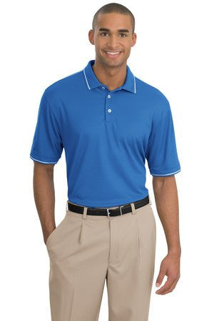 Nike Golf -  Dri-FIT Classic Tipped Polo.  319966