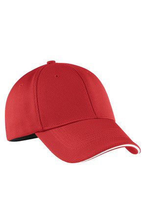 Nike Golf - Dri-FIT Mesh Swoosh Flex Sandwich Cap.  333115