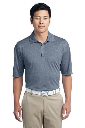 Nike Golf Dri-FIT Heather Polo. 474231