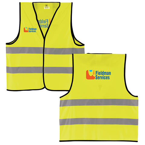 Reflective Safety Vest 50043