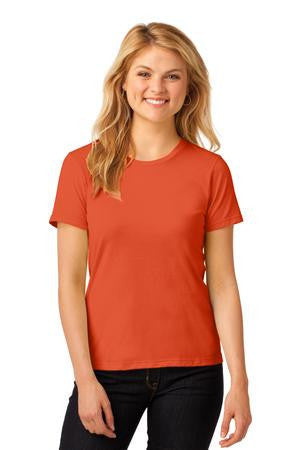 Anvil® Ladies 100% Ring Spun Cotton T-Shirt. 880