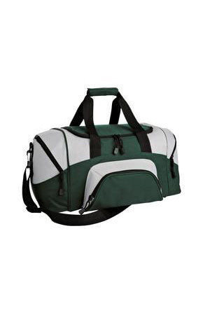Port & Company® - Improved Colorblock Small Sport Duffel. BG990S