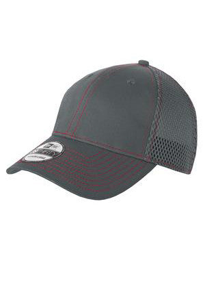 New Era® - Stretch Mesh Contrast Stitch Cap. NE1120