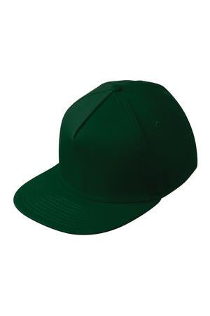 New Era® Flat Bill Stretch Cap. NE401