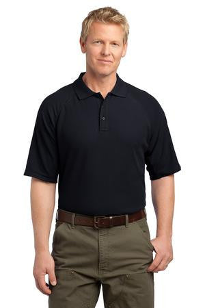 CornerStone® - EZCotton™ Tactical Polo. CS414