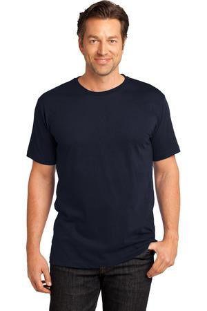 District Made™ Mens Perfect Weight® Crew Tee. DT104