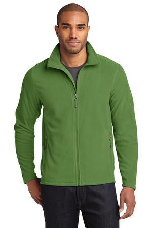 Eddie Bauer® Full-Zip Microfleece Jacket. EB224