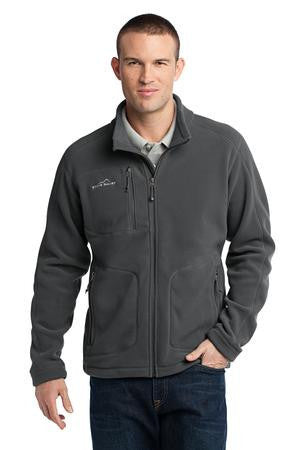 Eddie Bauer® - Wind Resistant Full-Zip Fleece Jacket. EB230