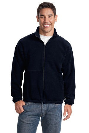 Port Authority® R-Tek® Fleece Full-Zip Jacket. JP77