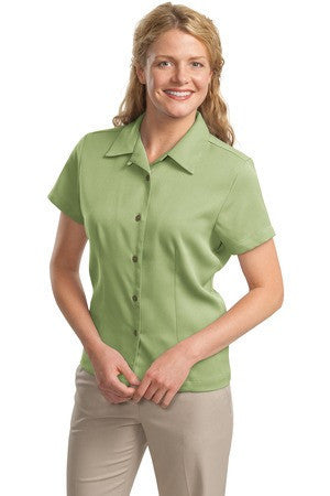 Port Authority® Ladies Easy Care Camp Shirt.  L535