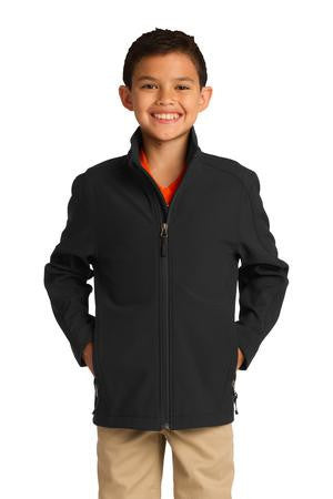 Port Authority® Youth Core Soft Shell Jacket. Y317