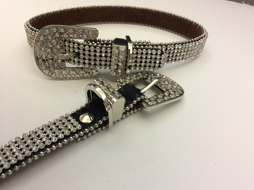 Boot Belt Crystal