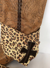 Load image into Gallery viewer, Leopard Leather